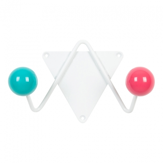 Cult Design Atomic Coat Hanger - Triangle