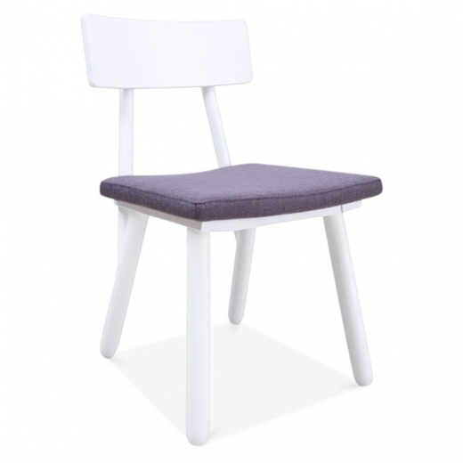 Cult Living Lokki Dining Chair - White - Clearance Sale
