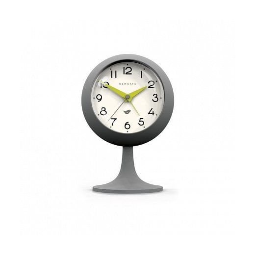 Newgate The Dome II Silicone Alarm Clock - Grey