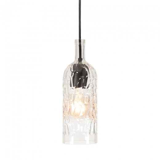 Cult Living Chardonnay Decanter Hanging Light - Transparent