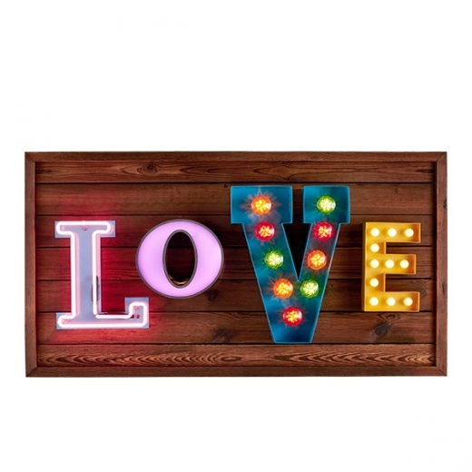 Cult Living Love LED Neon Sign