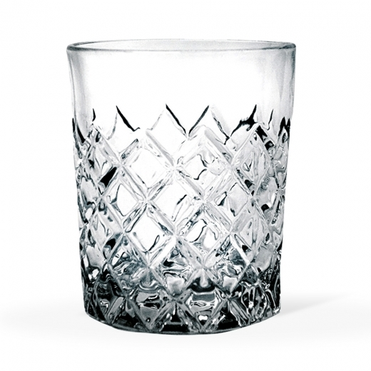 Cult Living Ivy Double Old Fashioned Drinking Glass - 31cl / 10cm