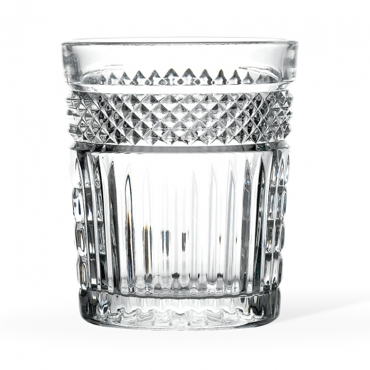 Cult Living Sheringham Double Old Fashioned Whiskey Glass - 35cl