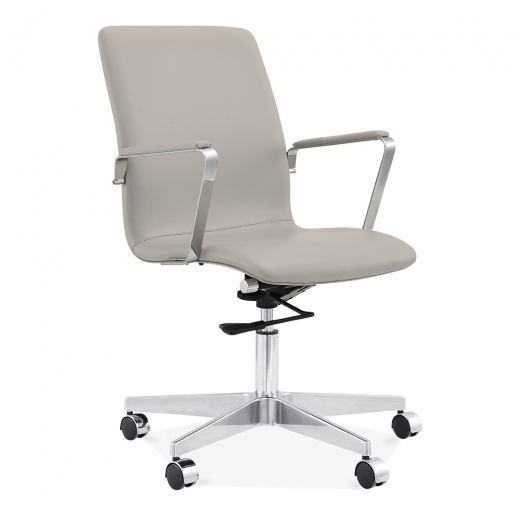 Cult Living Barclay Office Chair - Grey - Clearance Sale