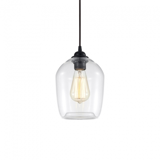 Cult Living Orb Small Pendant Light - Clear