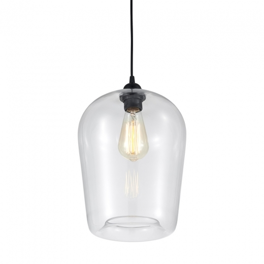 Cult Living Orb Large Pendant Light - Clear