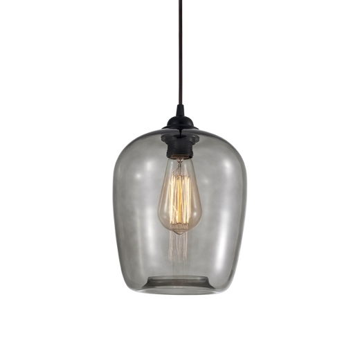 Cult Living Orb Medium Pendant Light - Black