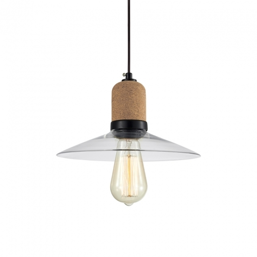 Cult Living Akira Round Pendant Light - Clear
