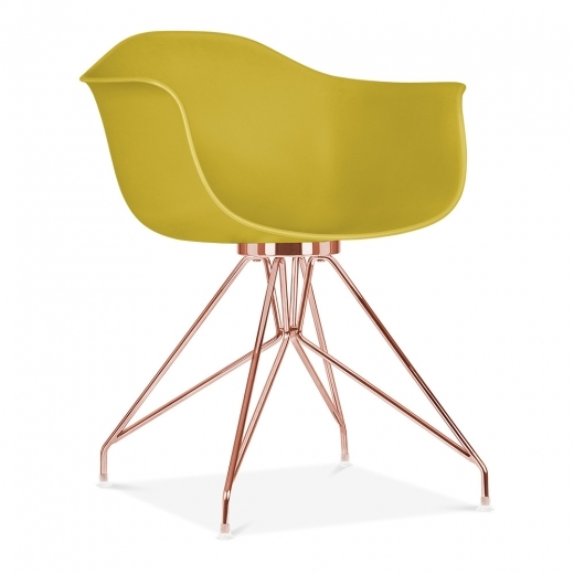 Cult Design Moda Armchair CD1 - Mustard