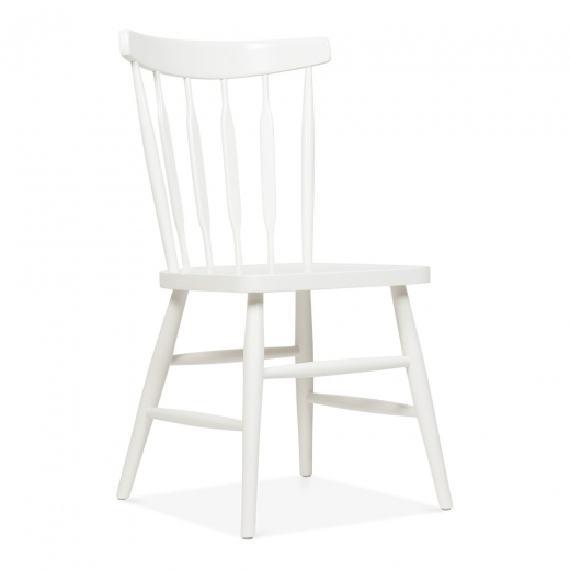 Cult Living Windsor Dorothy Dining Chair - White