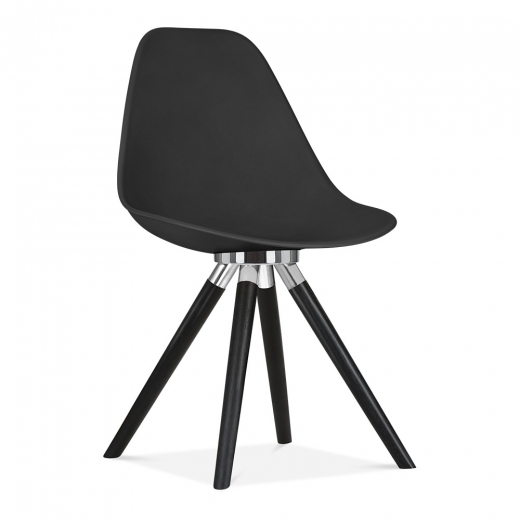Cult Design Moda Dining Chair CD2 - Black