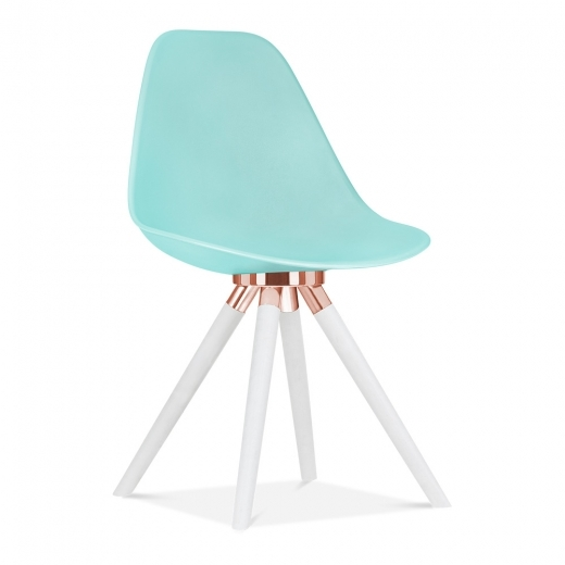 Cult Design Moda Dining Chair CD2 - Pastel Blue