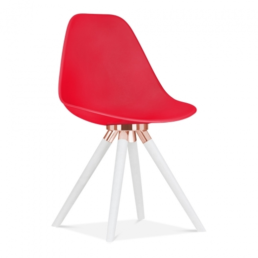 Cult Design Moda Dining Chair CD2 - Red
