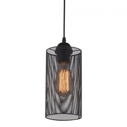 Cult Living Mesh Shade Pendant Light - Black