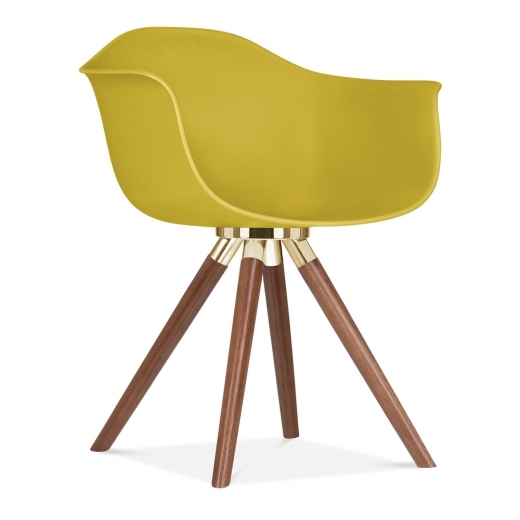 Cult Design Moda Armchair CD2 - Mustard