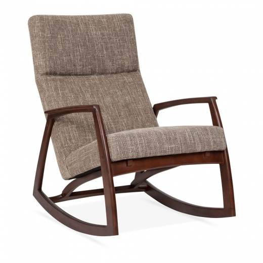 Cult Living Stanley Rocking Chair - Beige