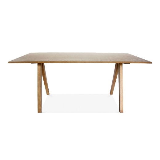 Cult Living Arthaus Wooden Dining Table - Natural 170cm