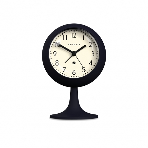 Newgate The Dome II Silicone Alarm Clock - Black