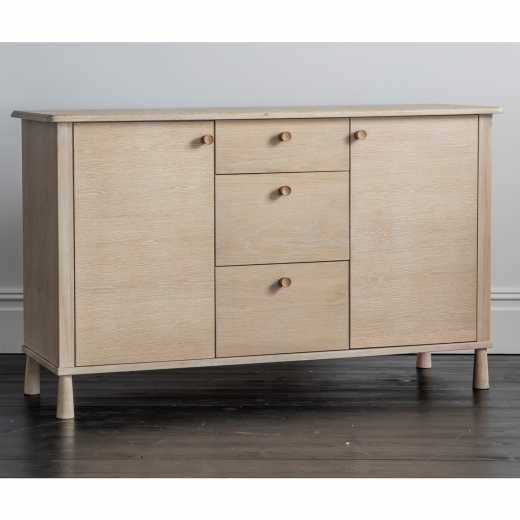 Cult Living Alpine Contemporary Sideboard, Oak
