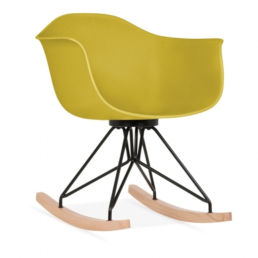 Cult Design Moda Rocker CD4 - Mustard