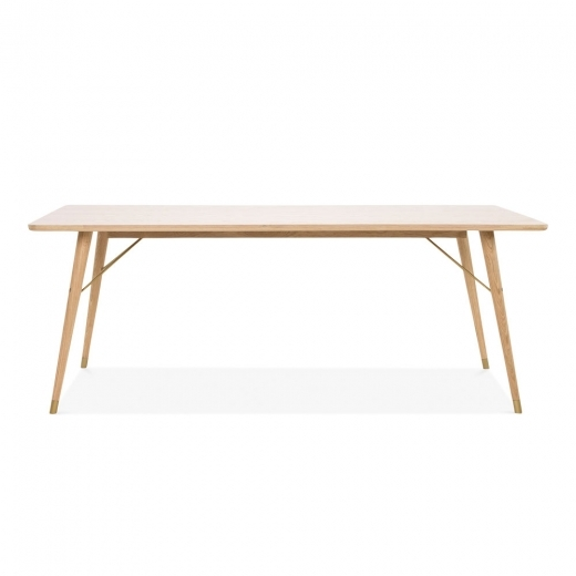 Oak Wood Iona Rectangle Dining Table 200cm Dining Room  : 1501667382 42254100 from www.cultfurniture.com size 520 x 520 jpeg 60kB