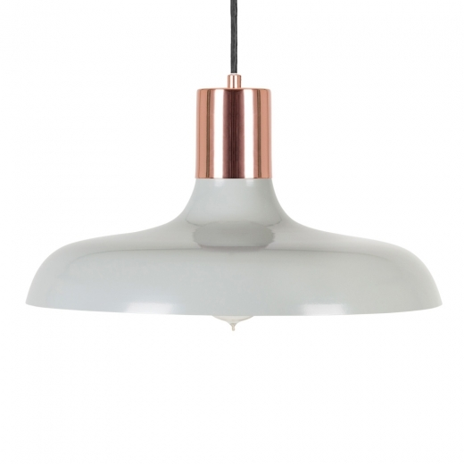 Cult Living Eva Pendant Light - Light Grey