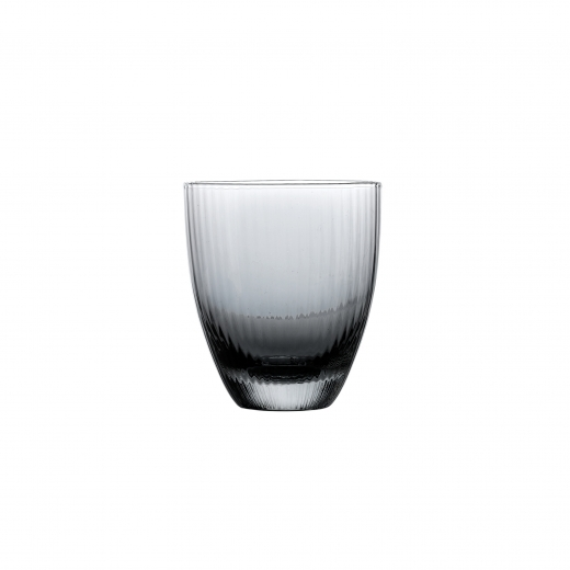 Cult Living Decco Smoke Luster Glass Tumbler 29cl