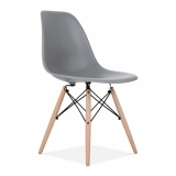 Cool Grey DSW Style Chair