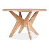Fredrika Dining Table - Natural 120cm - Clearance Sale