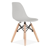 Kids DSW Chair - Light Grey