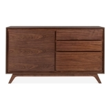 Larsen Sideboard With Walnut Veneer Finish