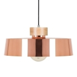 Scandinia Metal Pendant Light - Copper