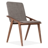 Flight Upholstered Dining Chair - Cool Grey