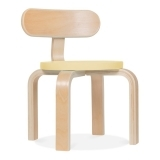 Bella Kids Chair - Lemon