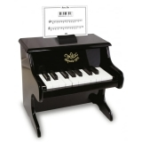 Mini Kids Piano - Black