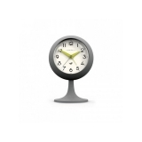 The Dome II Silicone Alarm Clock - Grey