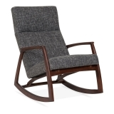Stanley Rocking Chair - Grey