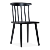 Windsor Low Back Bistro Chair - Black
