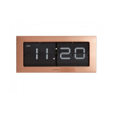 Like a Boss Flip Clock - Copper