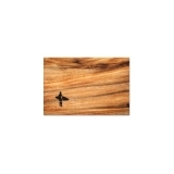 Solid Wood Chopping Board - Surfer