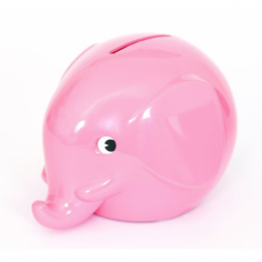 Retro Norsu Elephant Money Box