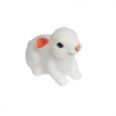 Baby Bunny L.E.D Night Light, White