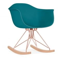 Moda Rocking Chair CD4, Teal