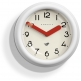 Newgate The Pantry Wall Clock, Pebble White