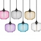 Edison Industrial Oculo Modern Pendant Light - Coffee