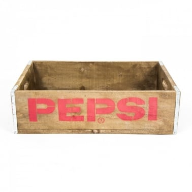Pepsi Vintage style Crate