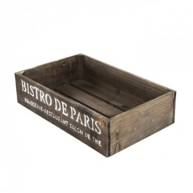 Bistro de Paris Crate Dark