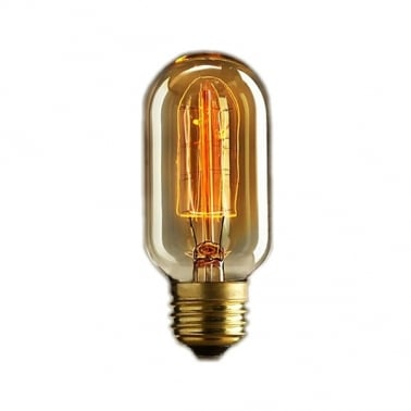 Bulb Small Tube Filament 40 Watt - E27 / B22