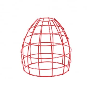 Metal Cage Lamp Shade - Available in 3 Colours