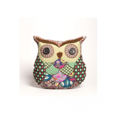 Mabel Owl - Cushion